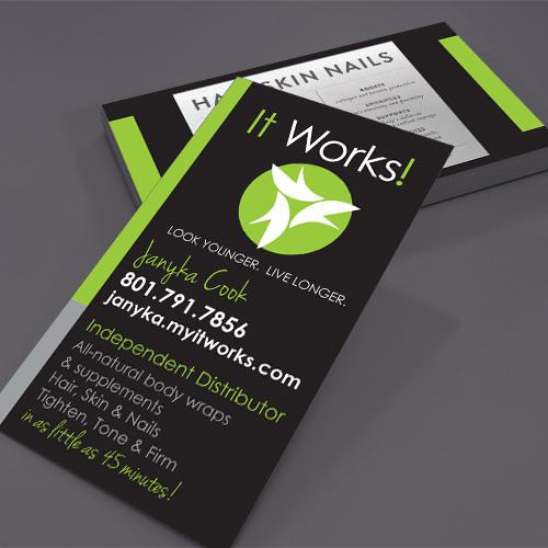 Current Business Card Design Trends